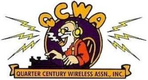 Quarter Century Wireless Assn. Logo
